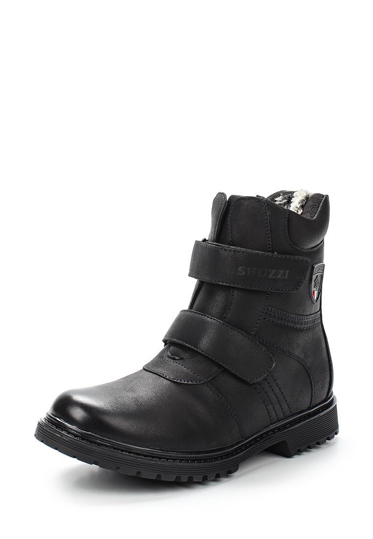 Ботинки для мальчиков Shuzzi 11191010