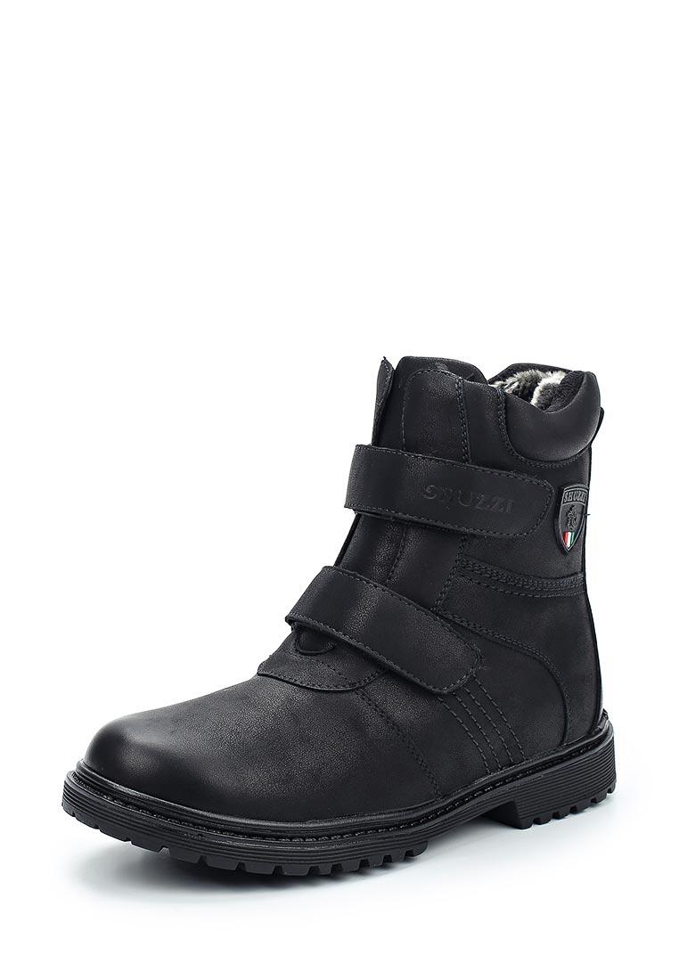 Ботинки для мальчиков Shuzzi 111910101