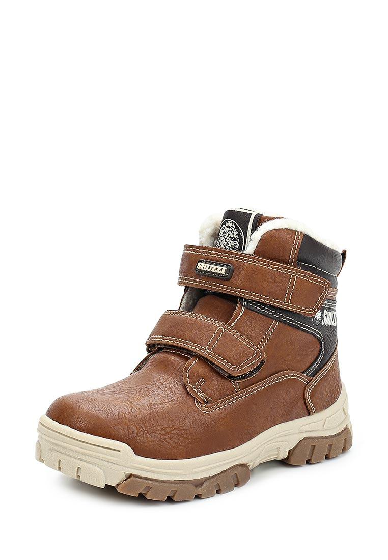 Ботинки для мальчиков Shuzzi 58316337