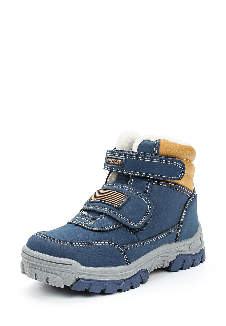 Ботинки для мальчиков Shuzzi 5832772