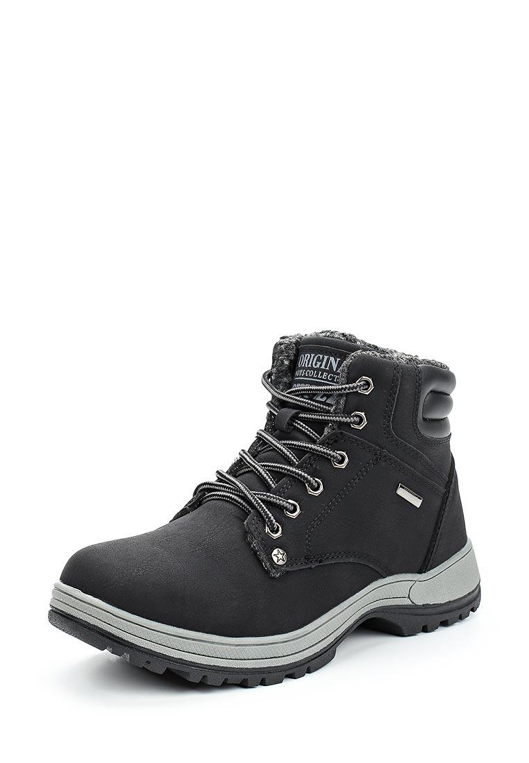 Ботинки для мальчиков Shuzzi 1031450672