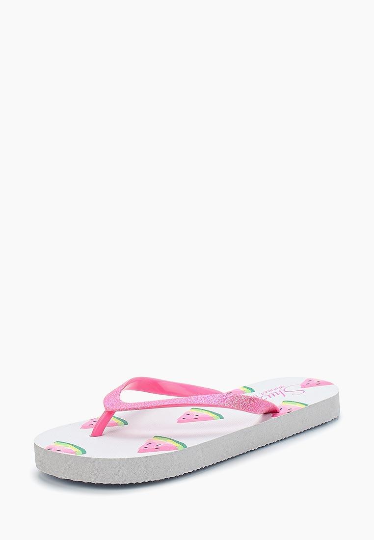 Сланцы для девочек Shuzzi 94820164