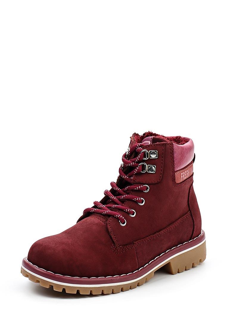 Ботинки для девочек Shuzzi 11873