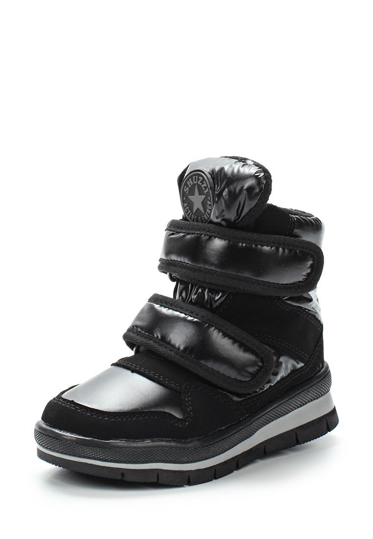 Ботинки для девочек Shuzzi 1233173661