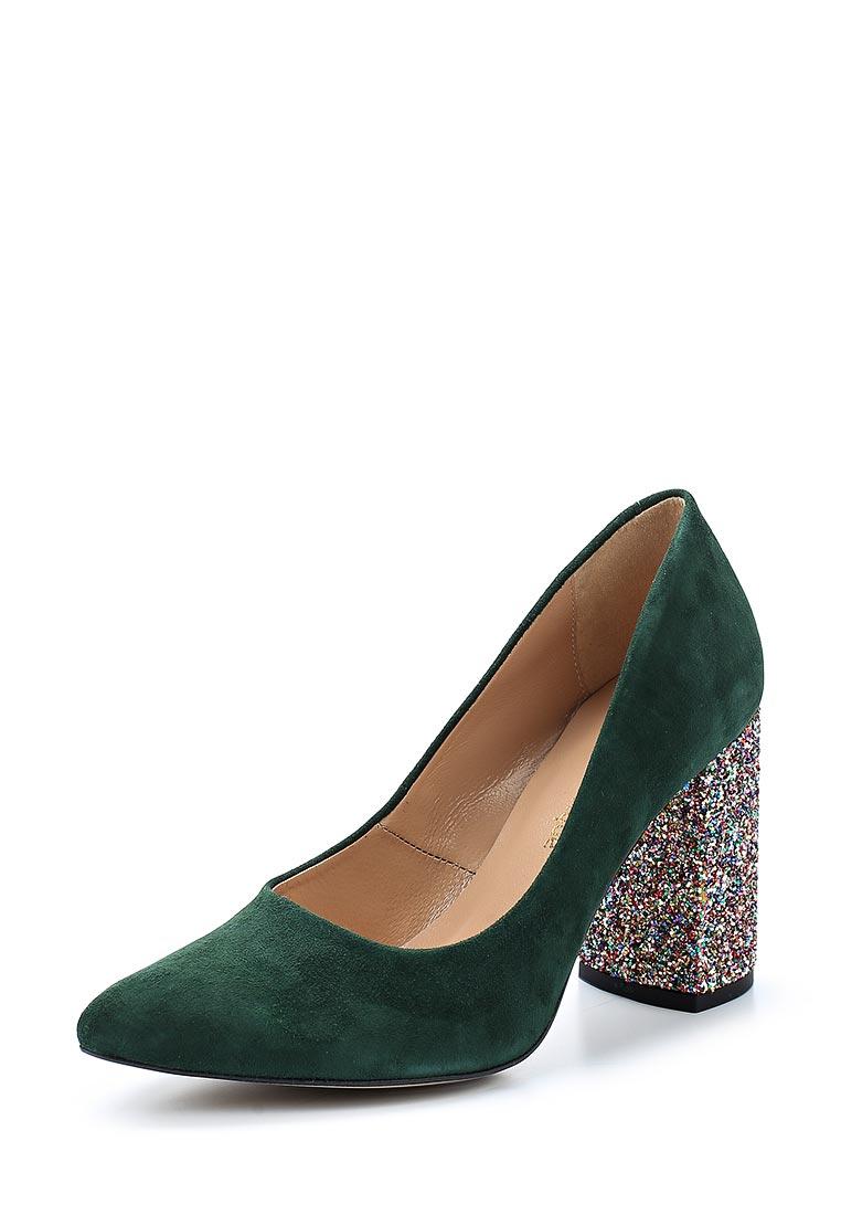 Женские туфли Shoobootique 4875-725-green-cipro