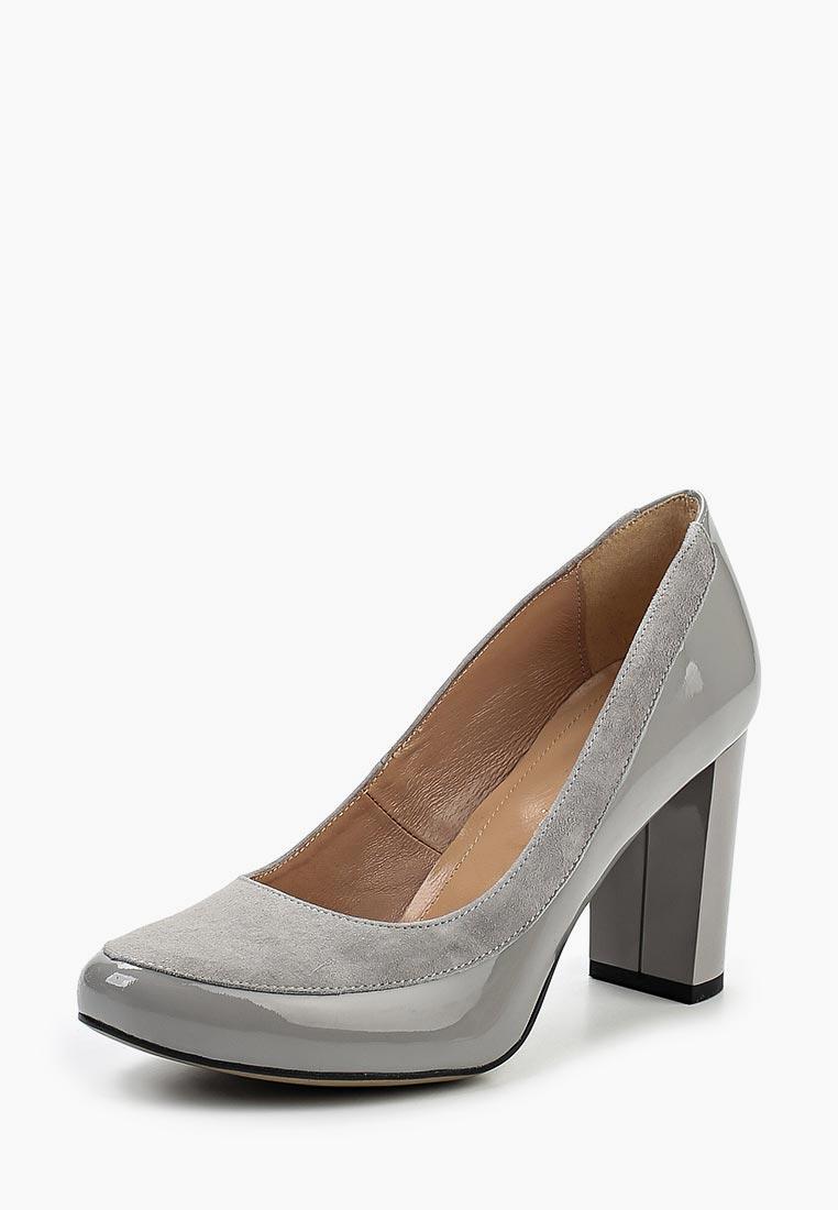 Женские туфли Shoobootique 4719-572-grigio-vernice