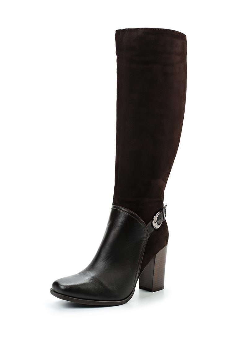 Женские сапоги Shoobootique 5009-699-brown-teta