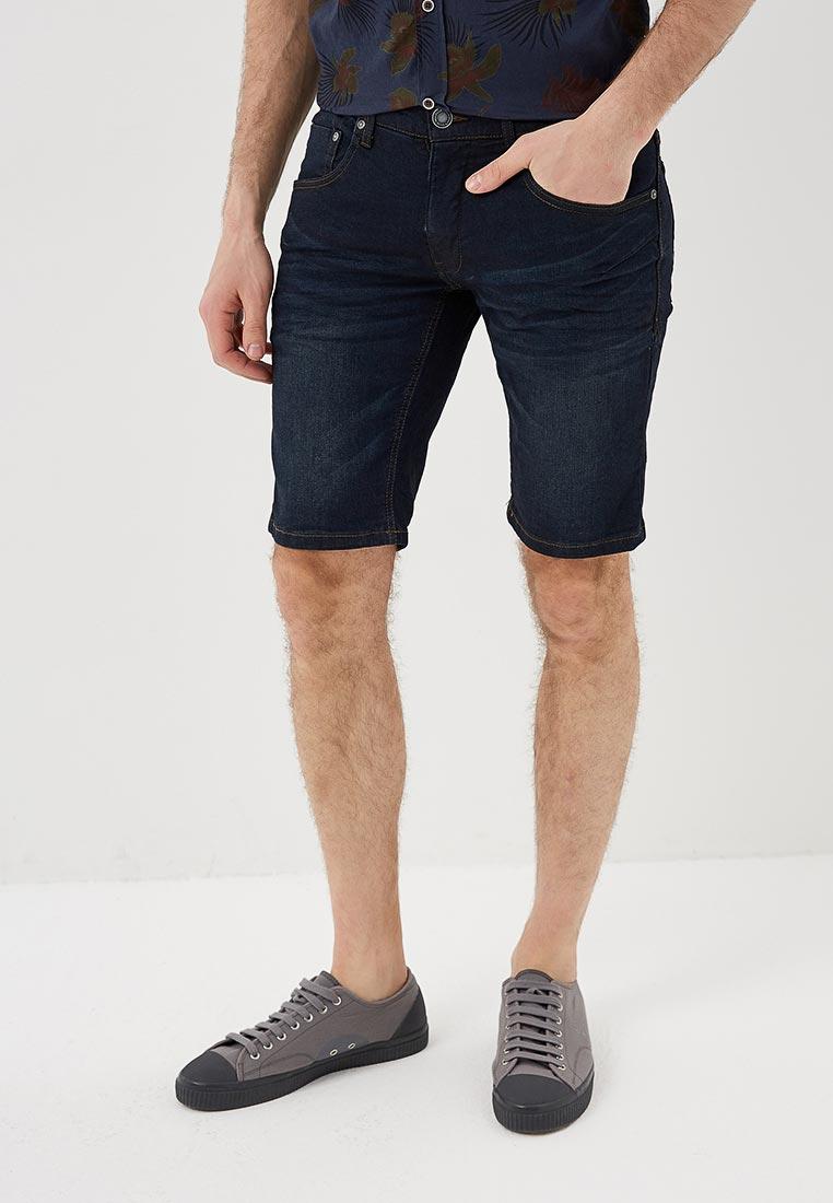 Мужские джинсовые шорты SHINE ORIGINAL 2-52036FOB