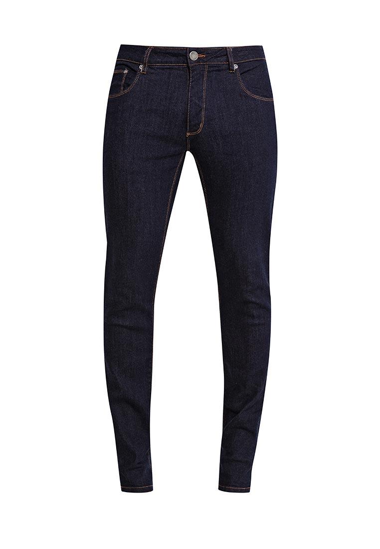 Мужские прямые джинсы Shine 2-02573DBL