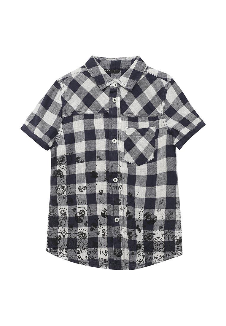 Рубашка Sisley 5ZF25Q412