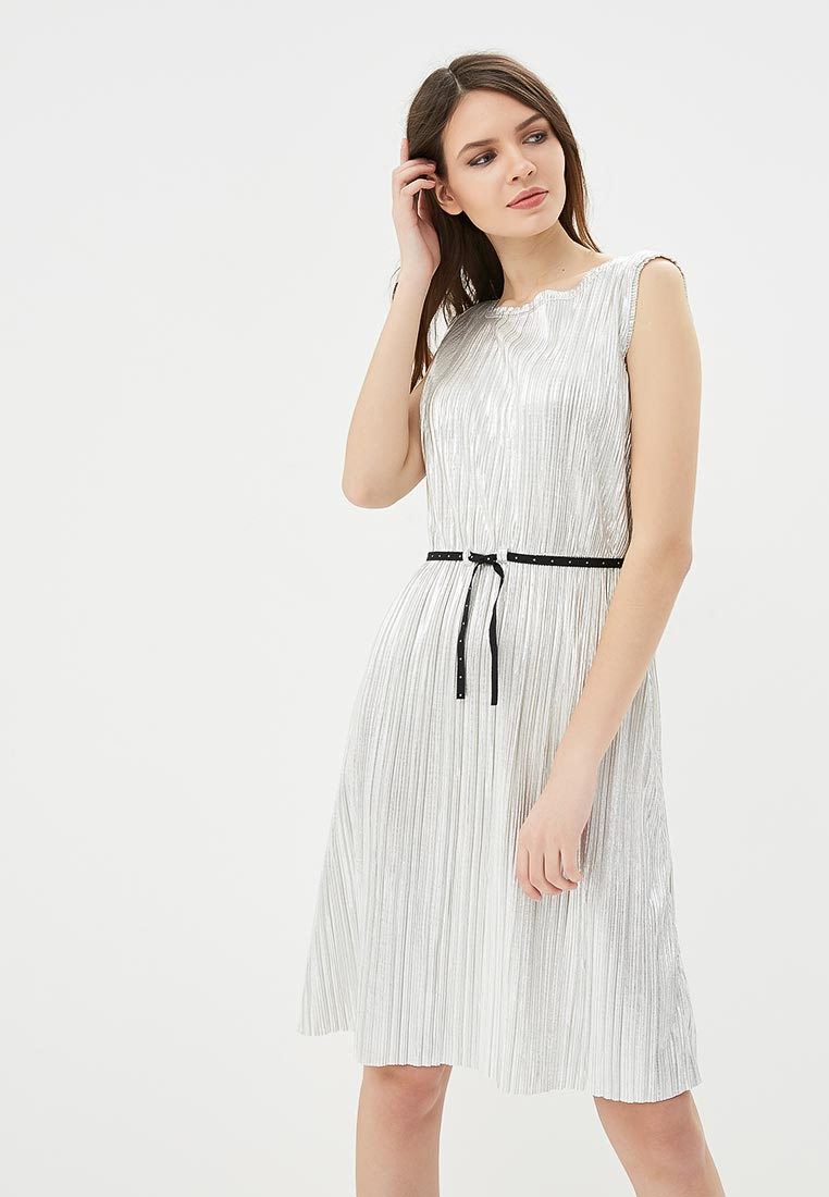 Нарядное платье Sisley (Сислей) 4ALQ5V352