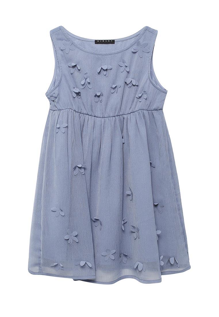 Нарядное платье Sisley (Сислей) 4AP05V3B2