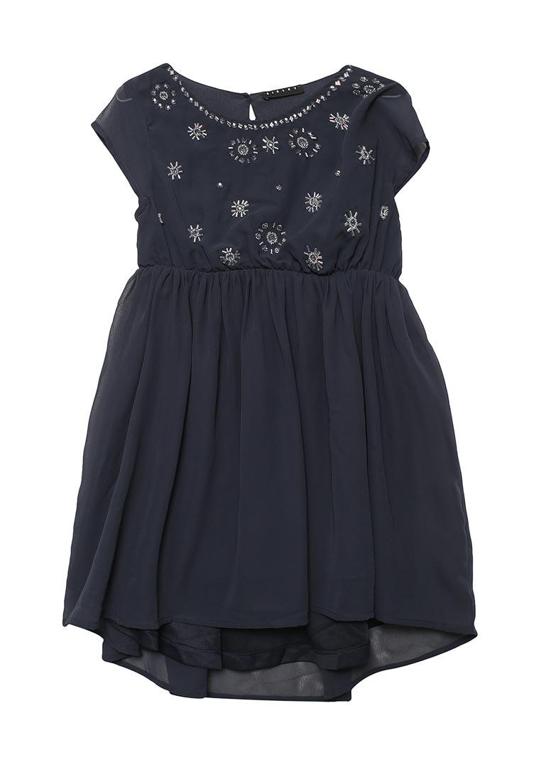 Нарядное платье Sisley (Сислей) 4ZE55V382
