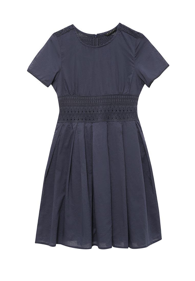 Повседневное платье Sisley (Сислей) 4ZW15V2R2