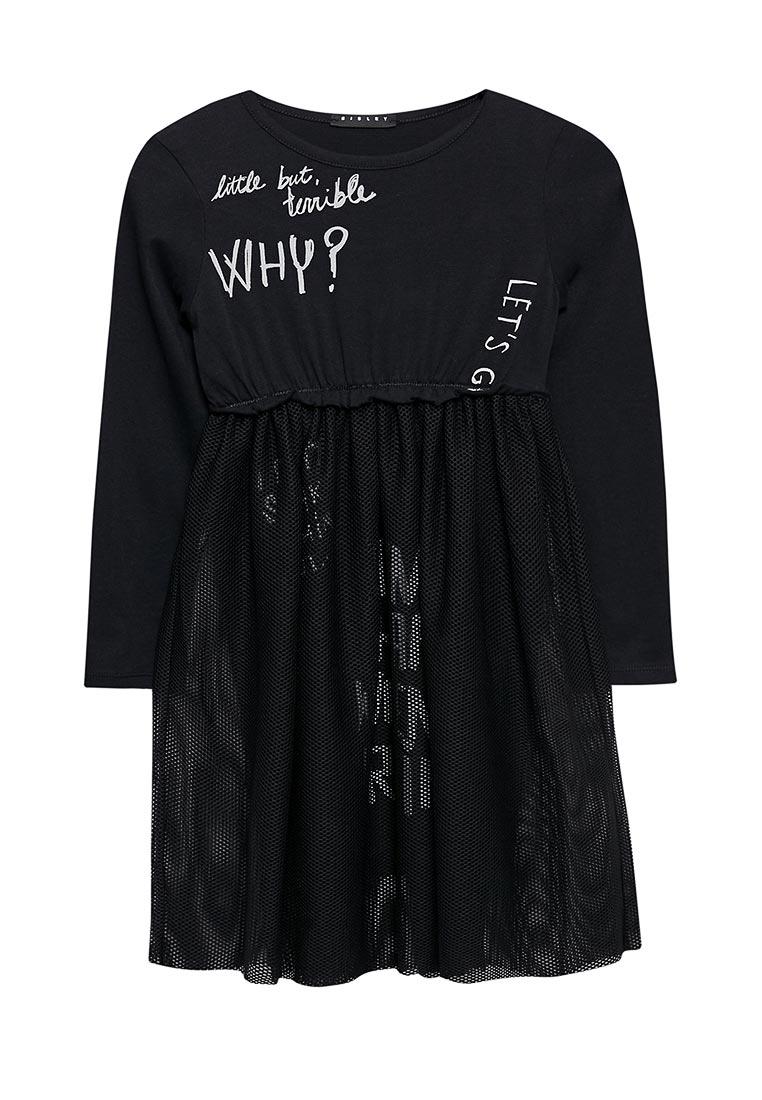 Повседневное платье Sisley (Сислей) 3548F11L7