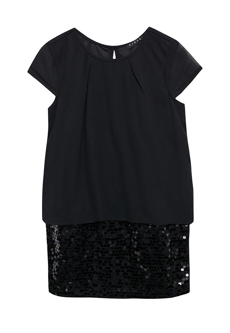 Нарядное платье Sisley (Сислей) 4JH85V332