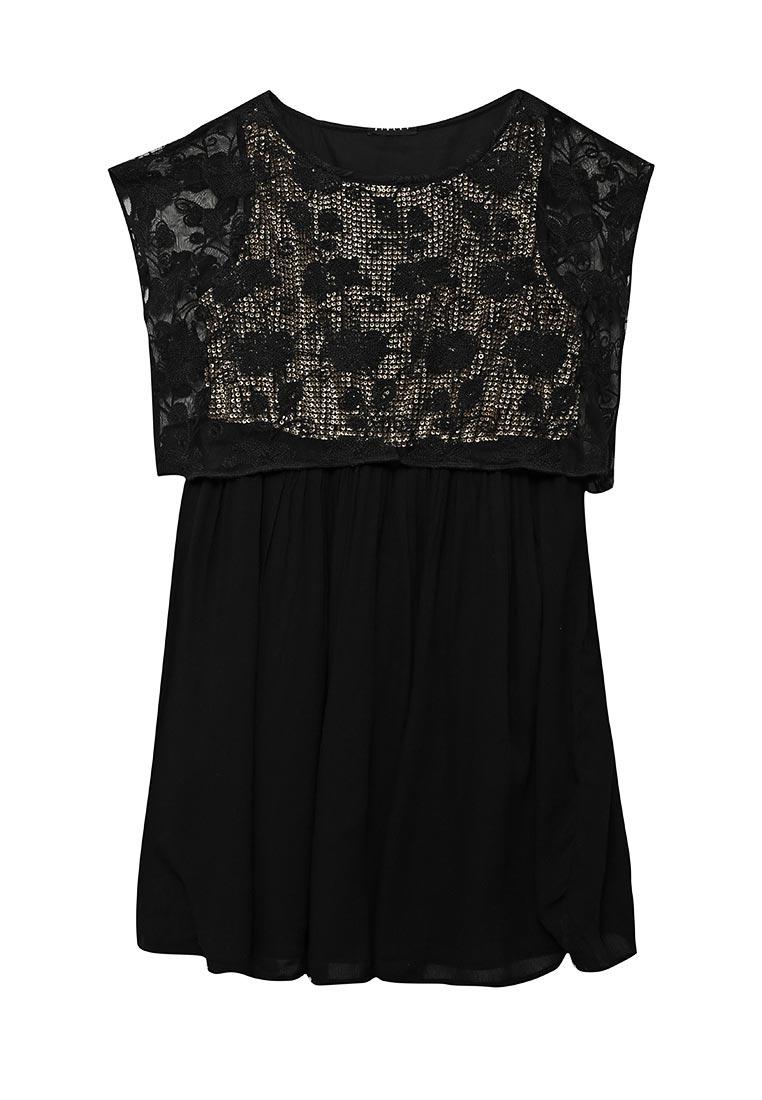 Нарядное платье Sisley (Сислей) 4PG15V2X2
