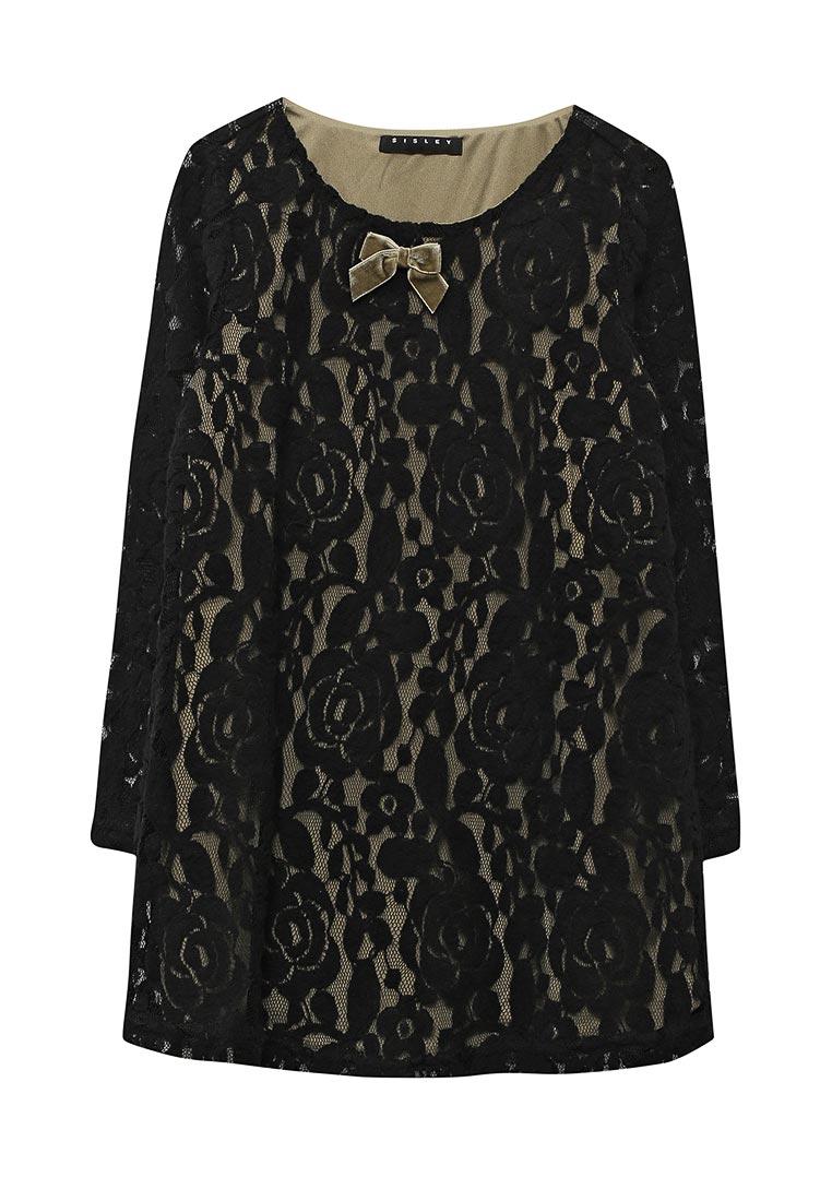 Нарядное платье Sisley (Сислей) 4TR25V2V2