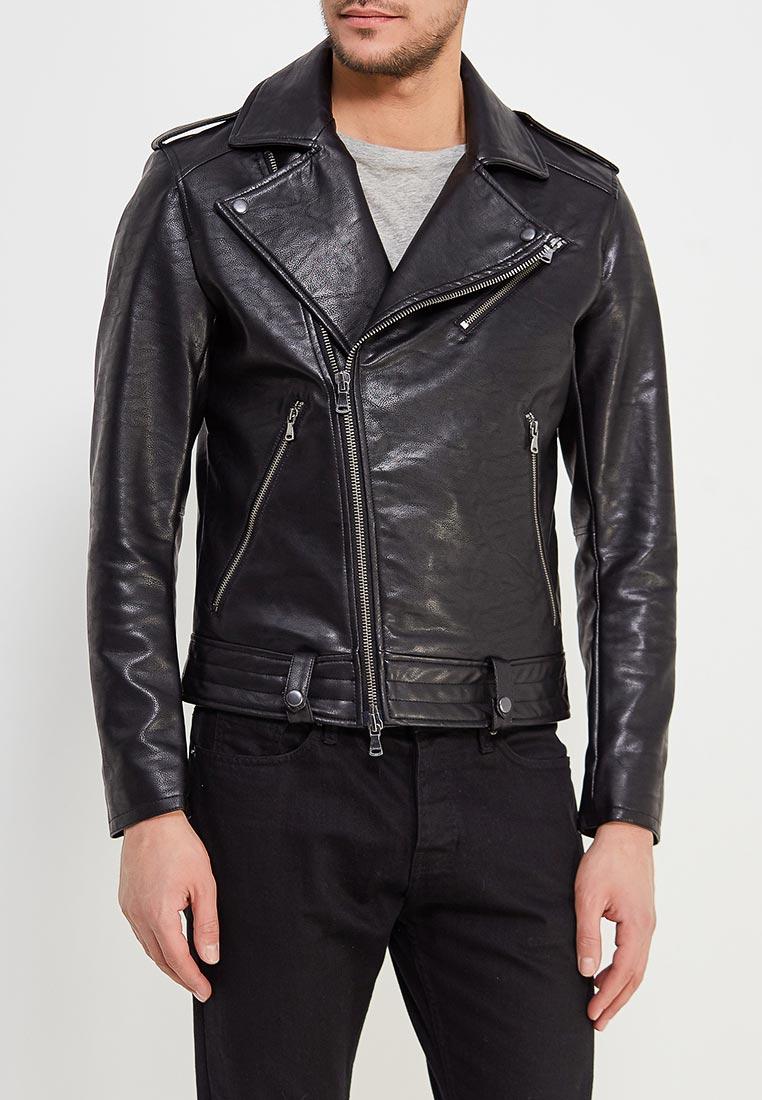 Кожаная куртка Sisley (Сислей) 2SD2539S9