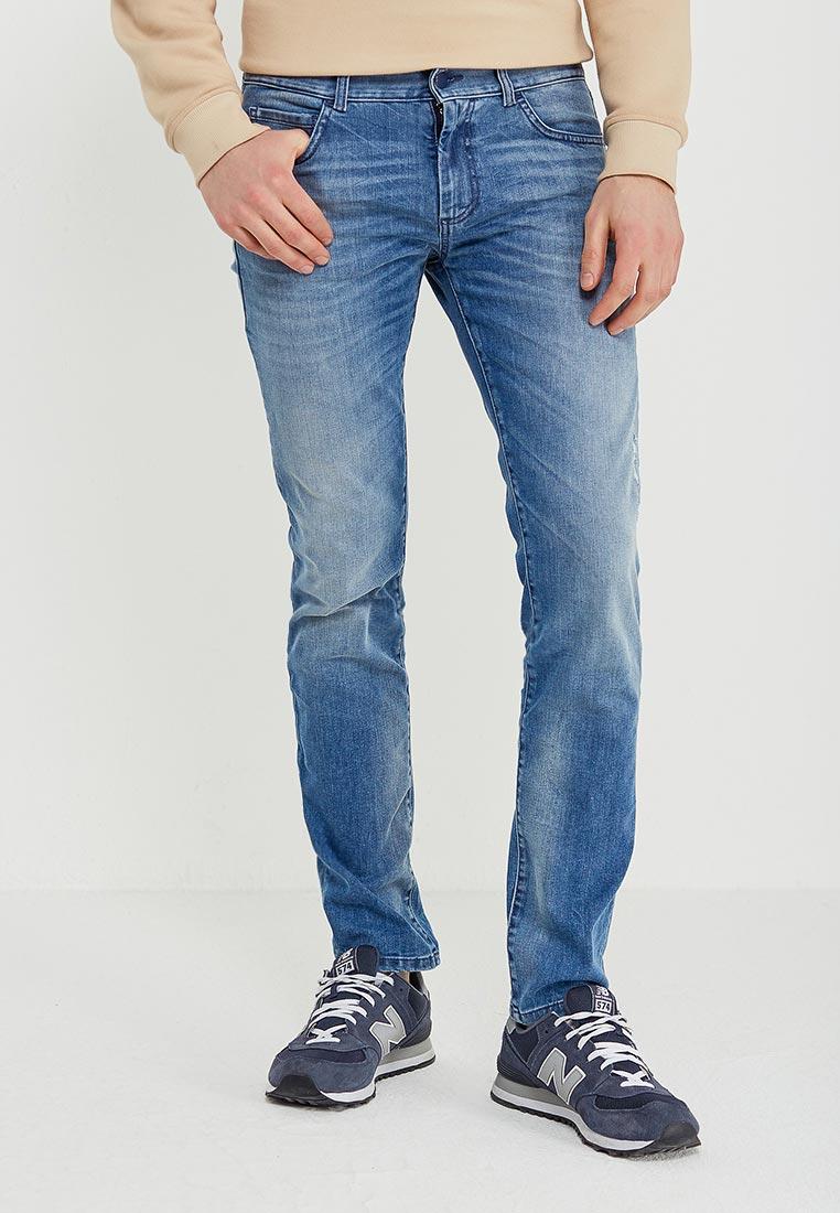 Зауженные джинсы Sisley (Сислей) 4Y7V574B9
