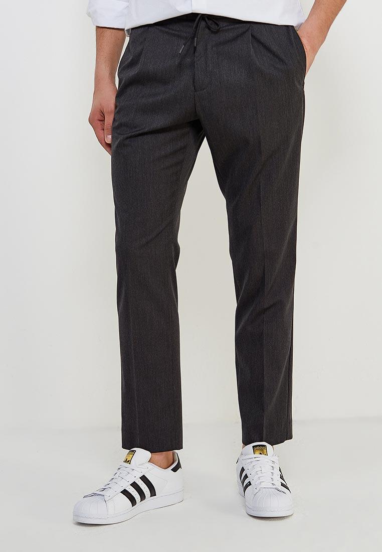 Мужские прямые брюки Sisley (Сислей) 4YA6559D9