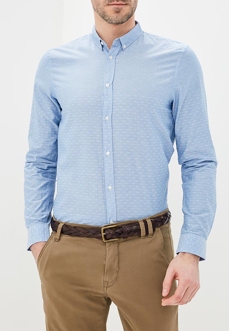 Рубашка с длинным рукавом Sisley (Сислей) 5YO95QBG9