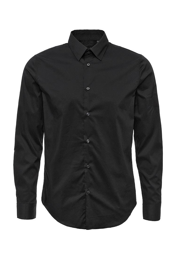 Рубашка с длинным рукавом Sisley (Сислей) 5ZN65QL19