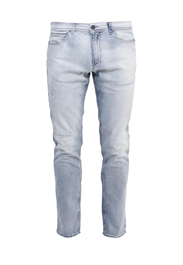 Зауженные джинсы Sisley (Сислей) 4Z3H573U9