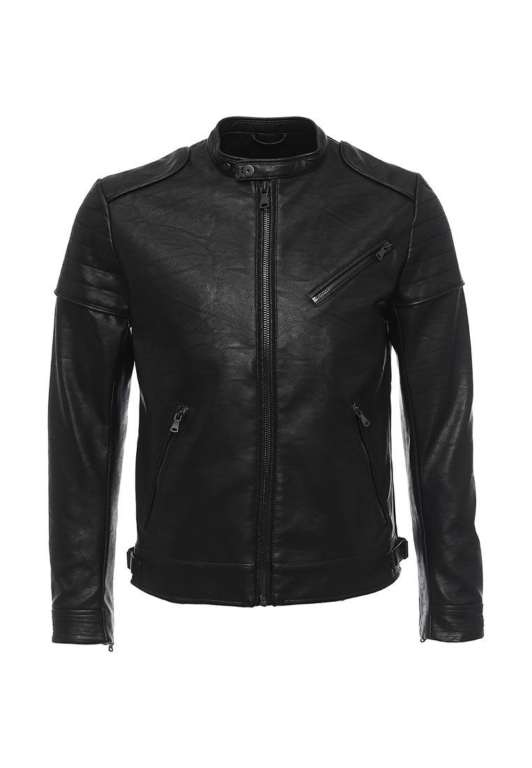 Кожаная куртка Sisley (Сислей) 2SD2537O9