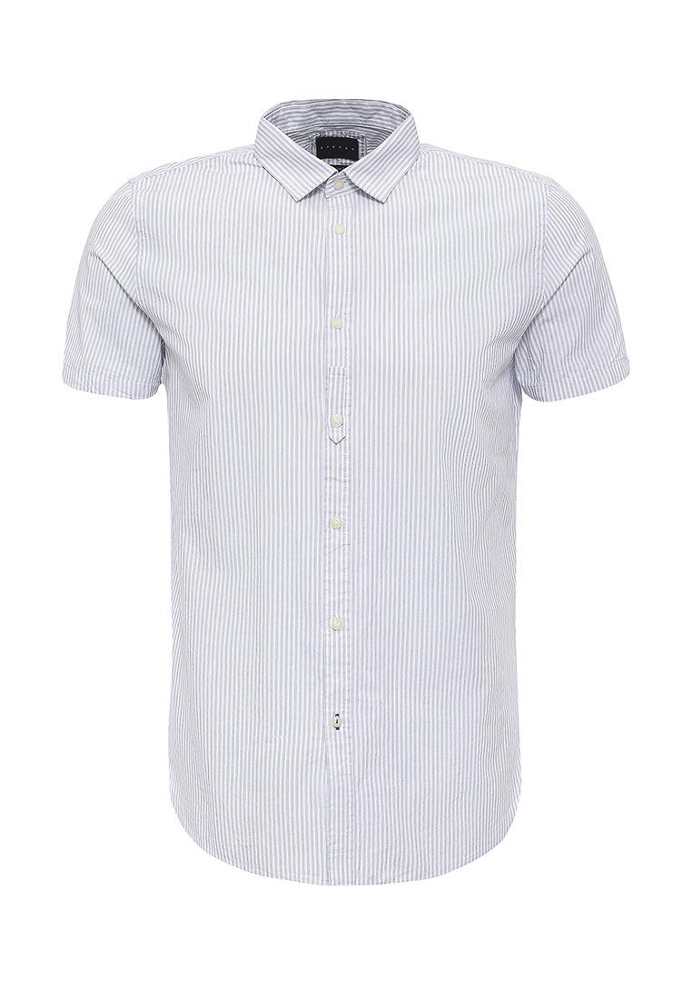 Рубашка с коротким рукавом Sisley (Сислей) 5CP35Q9S9