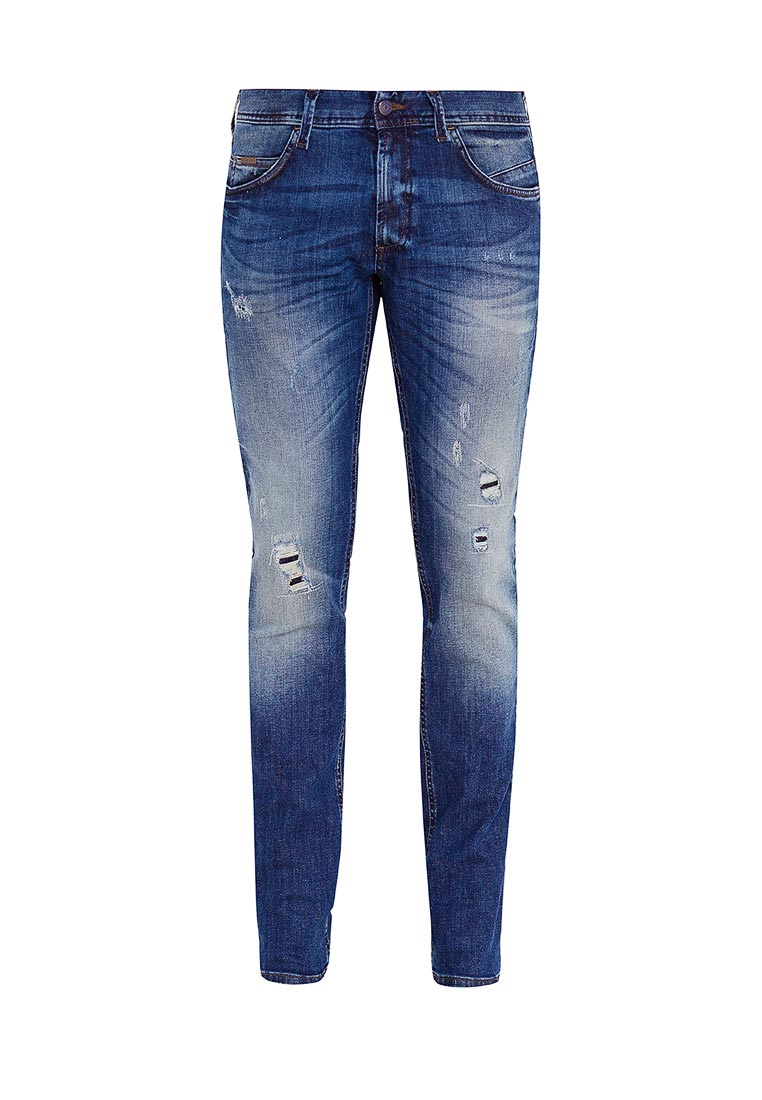 Зауженные джинсы Sisley (Сислей) 4Z9R573R9