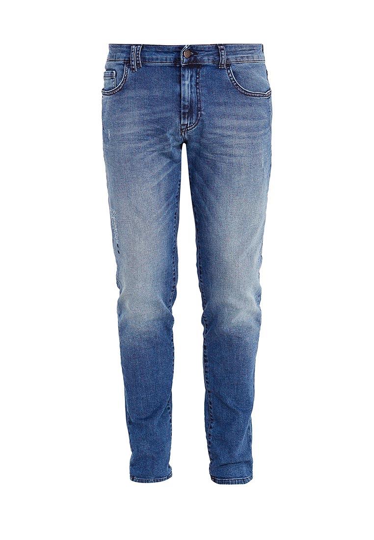 Зауженные джинсы Sisley (Сислей) 4CZI573L9