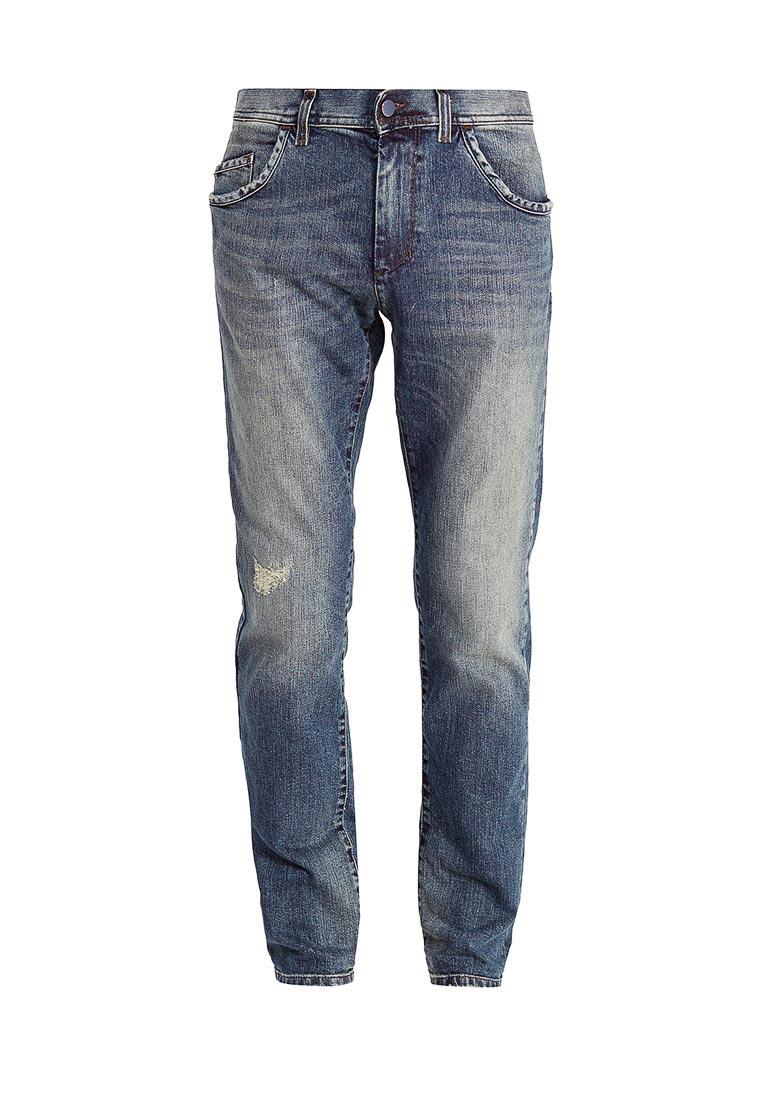 Зауженные джинсы Sisley (Сислей) 4CYI573M9