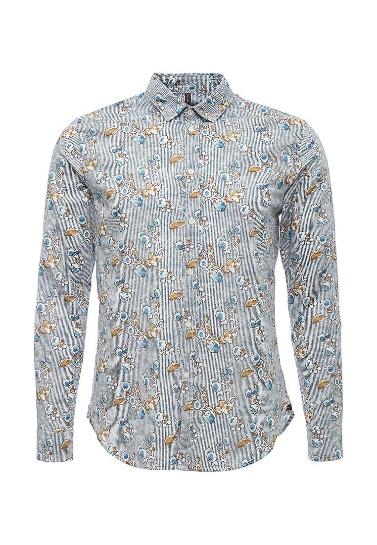 Рубашка с длинным рукавом Sisley (Сислей) 5WA75QB29
