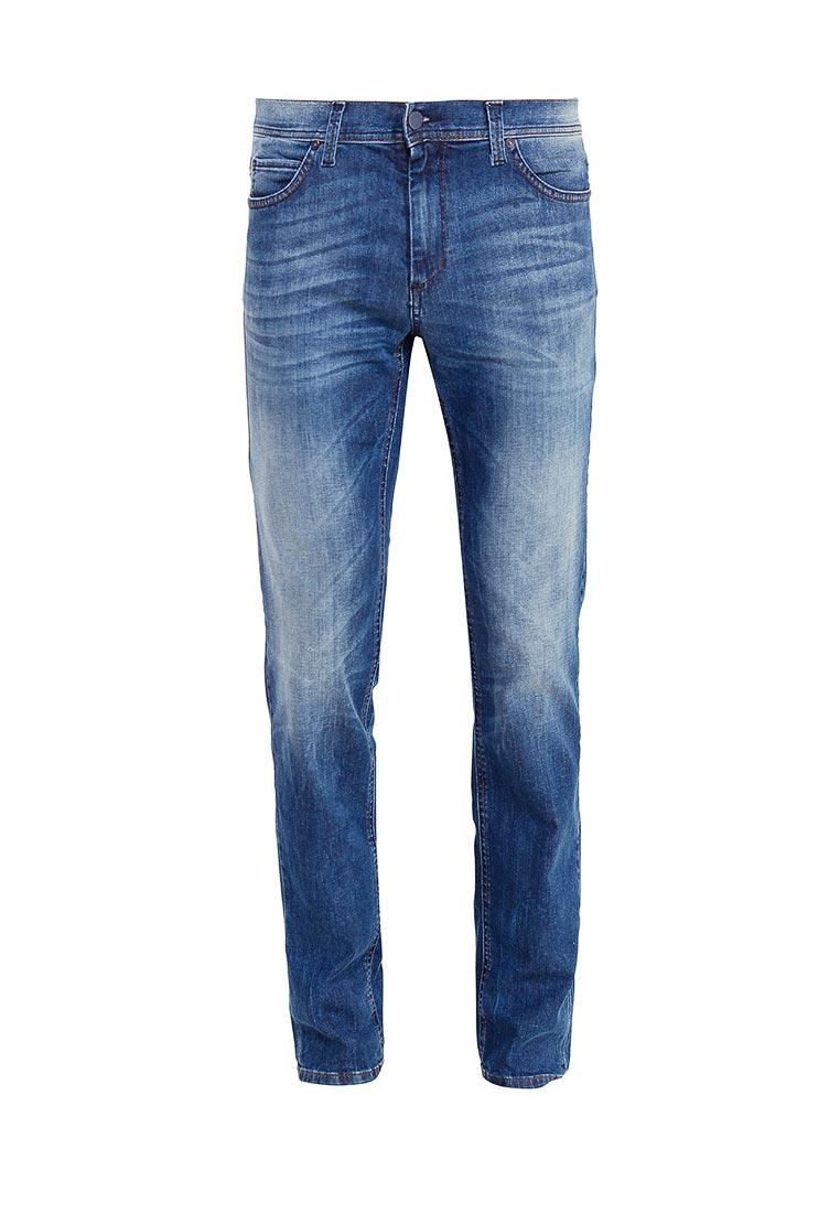 Мужские прямые джинсы Sisley (Сислей) 4Z9R57449