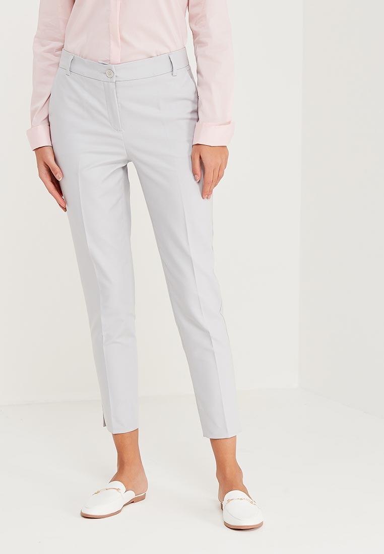 Женские прямые брюки Sisley (Сислей) 4BC9556G6