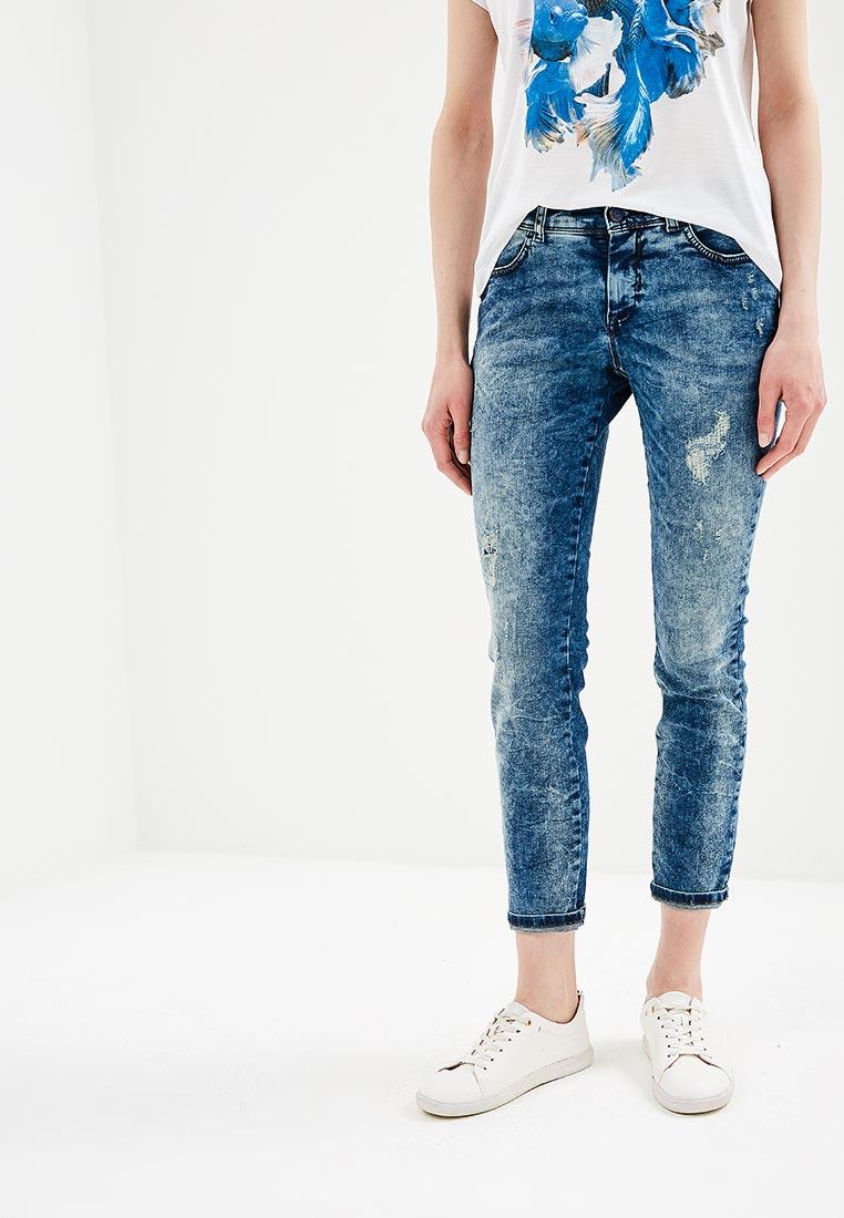 Зауженные джинсы Sisley (Сислей) 4I3A57447