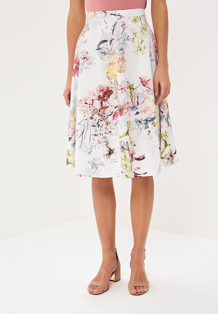 Широкая юбка Sisley (Сислей) 4CUY504P6