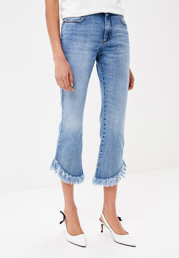 Прямые джинсы Sisley (Сислей) 4CGP574B7