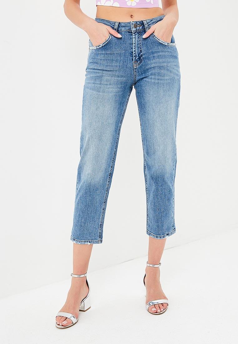 Прямые джинсы Sisley (Сислей) 4CGP574N6