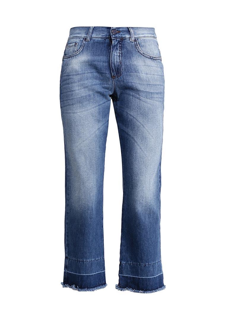 Прямые джинсы Sisley (Сислей) 4BVW573J6