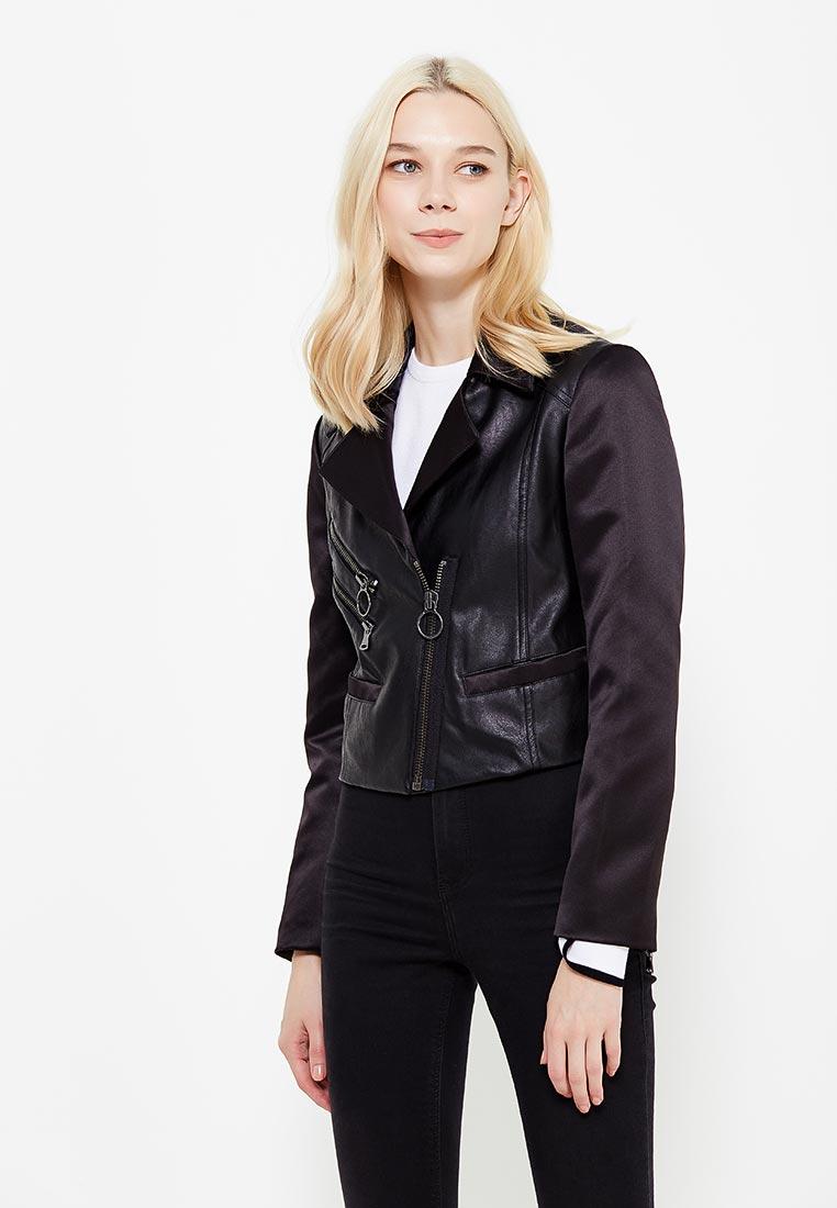Кожаная куртка Sisley (Сислей) 2DOS534W6