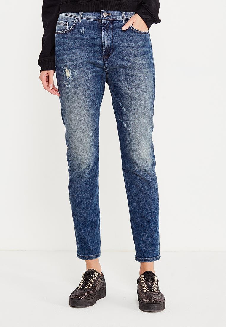Зауженные джинсы Sisley (Сислей) 4CWH573P6