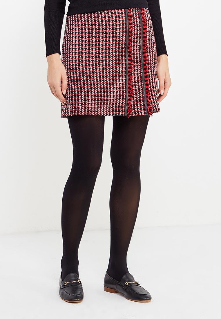 Прямая юбка Sisley (Сислей) 4VL3504G7