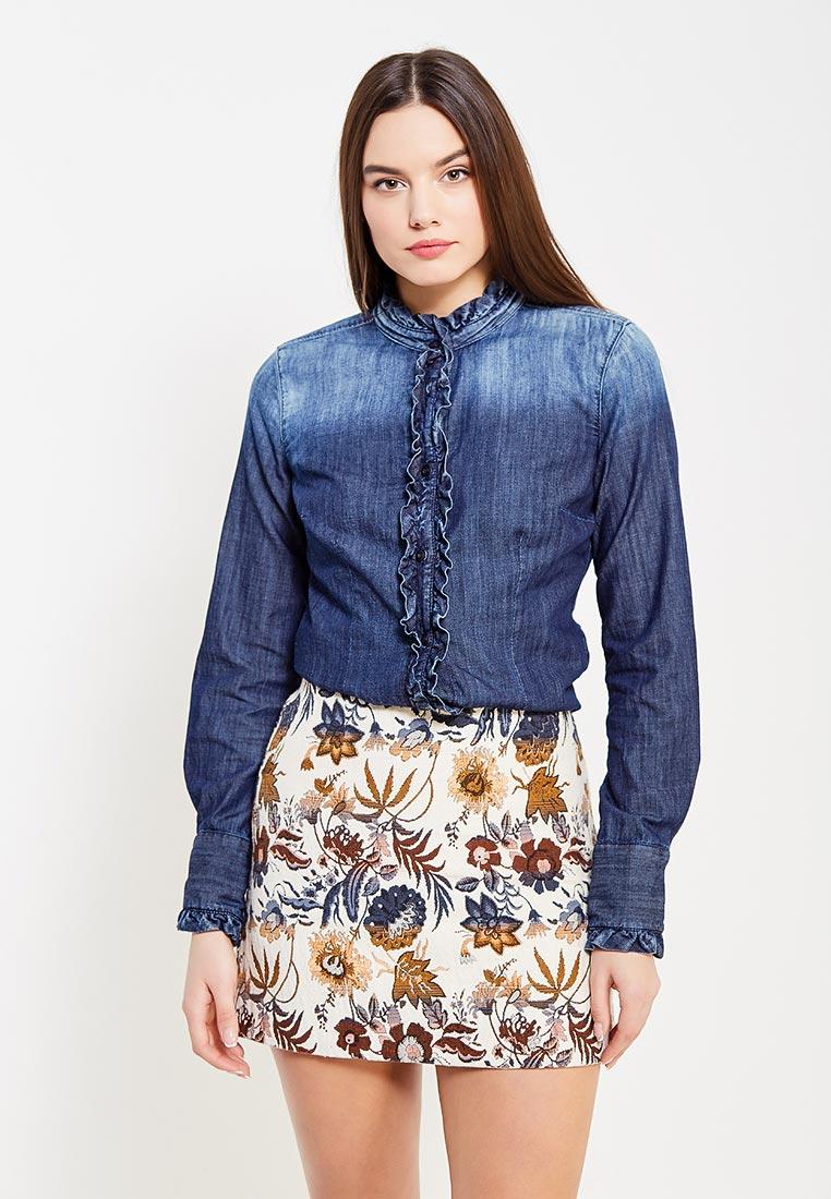 Женские джинсовые рубашки Sisley 5P2W5Q8J6
