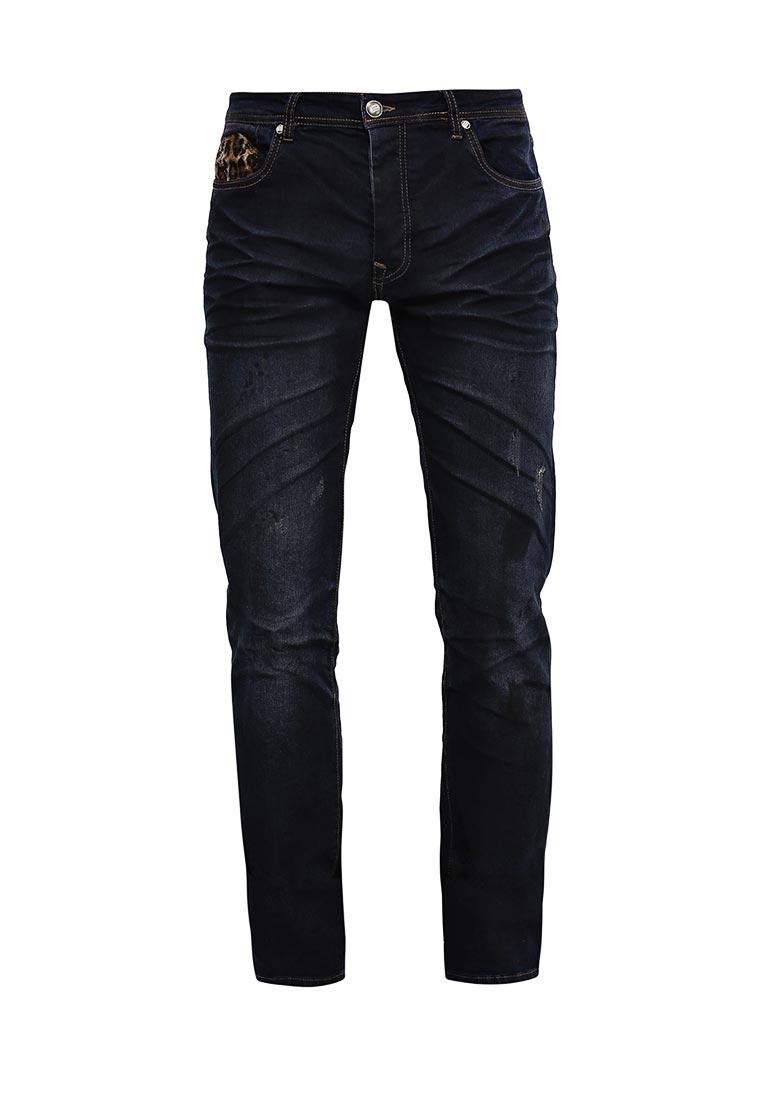Зауженные джинсы Sixth june KD137775 Bleu