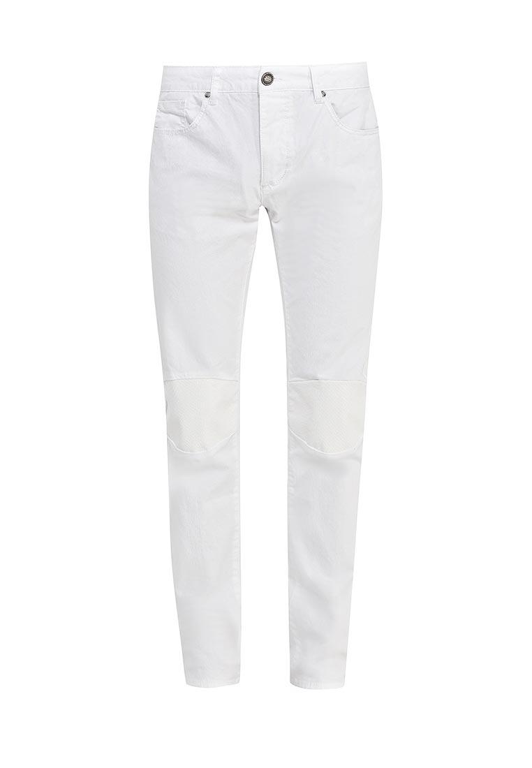 Мужские прямые джинсы Sixth june 1308-031KD Blanc
