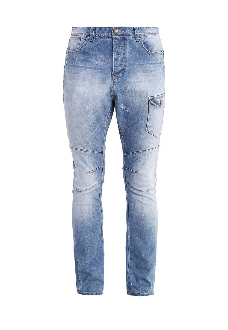 Зауженные джинсы Sixth june KD137747 Bleu