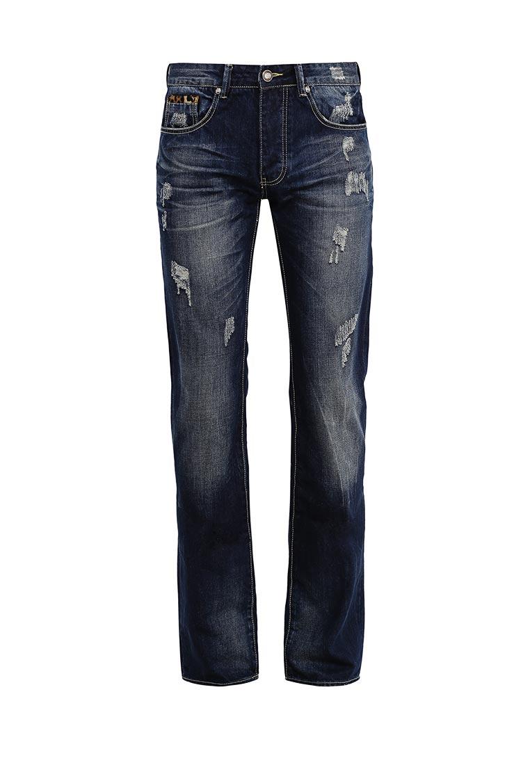 Мужские прямые джинсы Sixth june KD137777B Bleu
