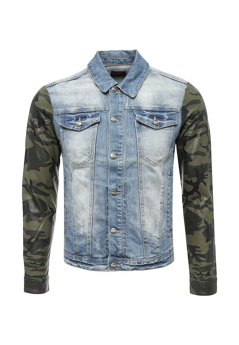 Джинсовая куртка Sixth june KV137749C